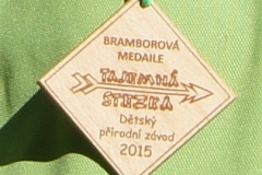 medaile 2015